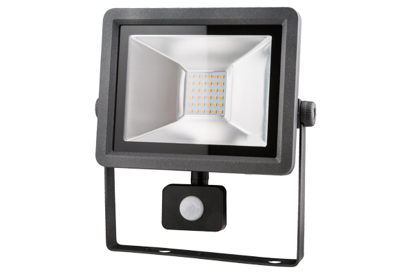 IP65 STRALER INTERLIGHT MET BEWEGINGSMELDER