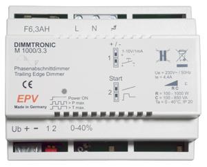 MASTER M1000/3.3 fase afsnij dimunit EPV Electronic