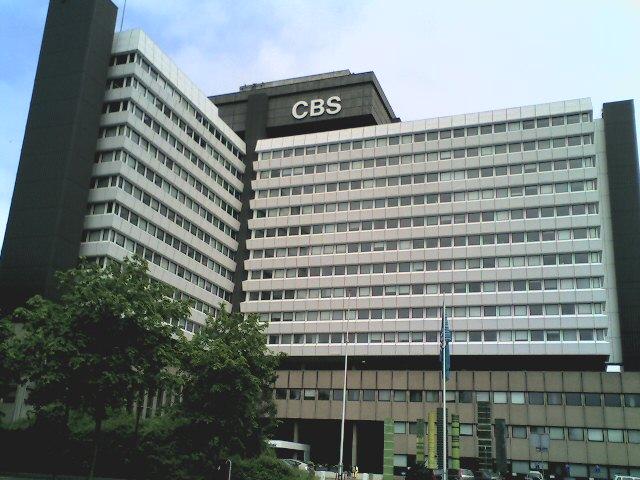 cbs gebouw