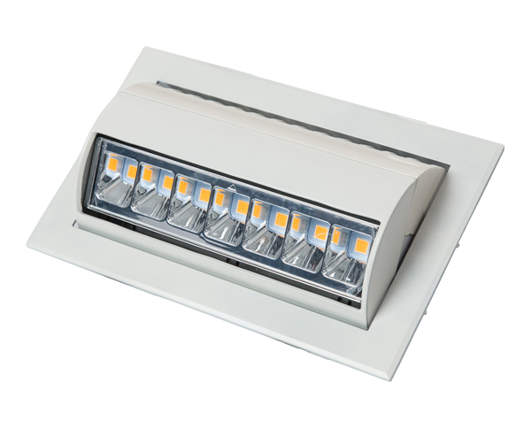 WALLWASH 43W INTERLIGHT INBOUWDOWNLIGHT